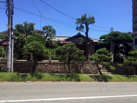 松風村雨堂(神戸市須磨区)